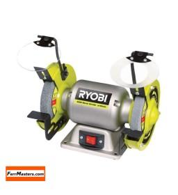 Smerigliatrice / Mola da Banco 250W RBG6G - RYOBI