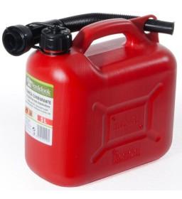 Tanica carburante polietilene lt 5