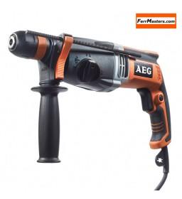 Tassellatore SDS-PLUS AEG KH28 Super XE + Borsa Contractor