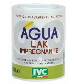 Impregnante Protettivo Agua Lak Opaco Trasparente - Lt. 2,5