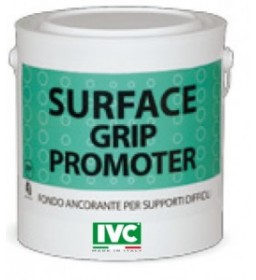 Fondo ancorante Surface Grip Promoter Bianco - Lt. 0,50