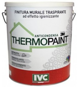 Pittura murale Thermopaint Anticondensa - Bianco - Lt. 4