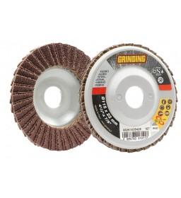 Disco Abrasivo Lamellare Corindone Grinding 115 - Grana 40