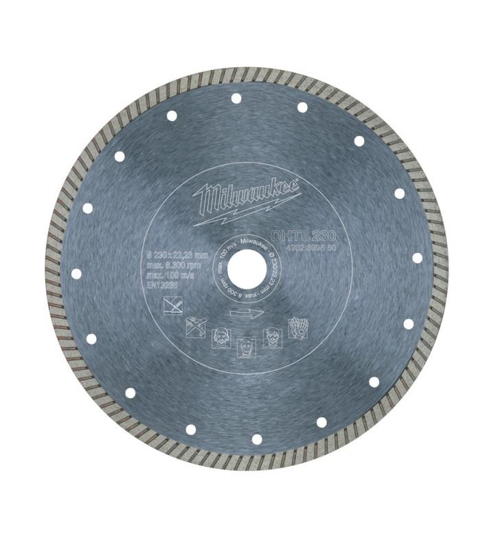 Disco Diamantato Gres e Klinker DHTS 230 Milwaukee