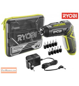 Avvitatore Compatto 4V Litio Quick Turn R4SDP-L13T - Ryobi