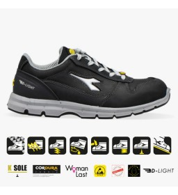 Scarpa Diadora RUN II LOW S3 SRC ESD